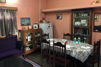 Robert Daniel家中的飯廳。